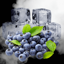 Blueberry Ice e-Liquid from Elite Liquid